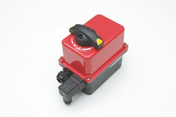Elektrischer Schwenkantrieb ER-PLUS 35, 24 V
