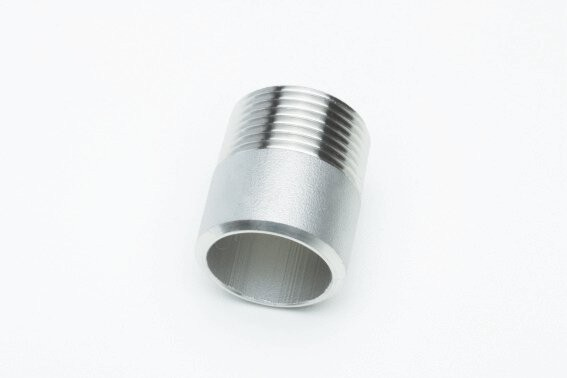 """Anschweißnippel, Art. 533VA, 4"""" x 190mm, AISI 316"""
