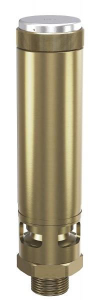 """Hochleistungs-Sicherheitsventil für Pressluft Art. 812sGK, 1/2"""", NBR"""
