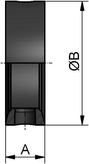 M&S Scheibenventil-Dichtung CLASSIC, BaseCom, DIN, DN 65, FKM